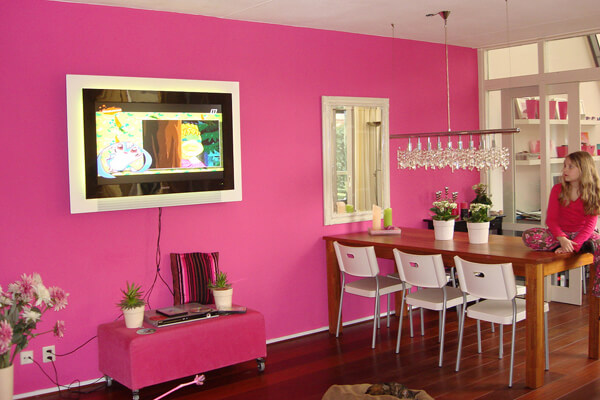 How to pick accent wall paint color? | R-deco Painting